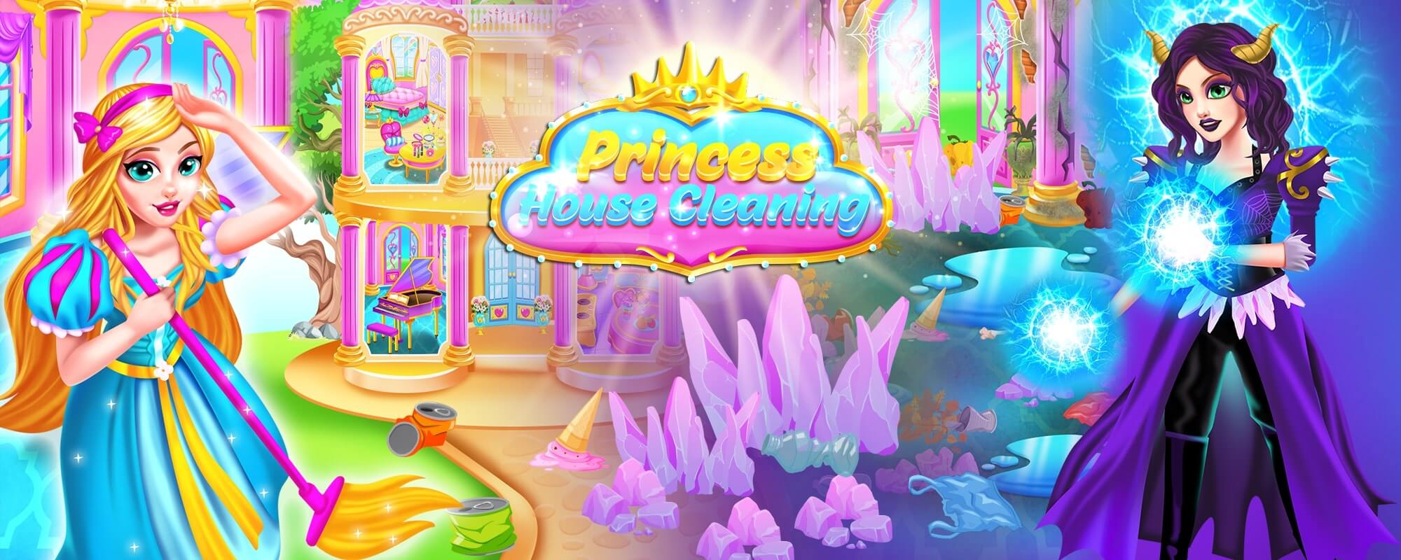 Princess House Cleaning